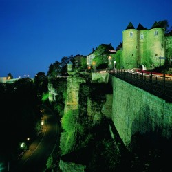 Luxembourg fortifications Luxembourg Tourism