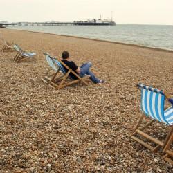 Thom Pebble Beach Brighton Pier