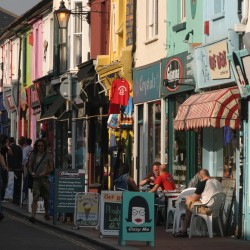 North Laine shopping