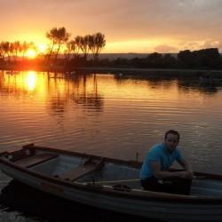 Thomas Cork sunset