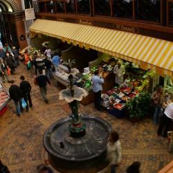 English Market Court Yard