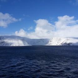 Beautiful Arctic landscape
