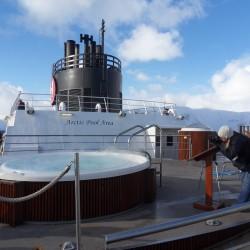 Arctic Pool jacuzzi
