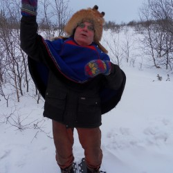 Sami chief Josef