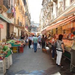 Catania markets