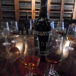 Blandy's winery