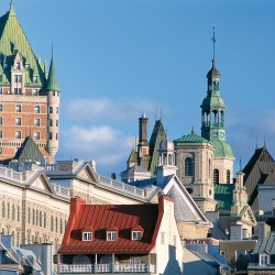 Ville Quebec - courtesy Tourism Quebec