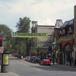 Latin Quarter, Montreal