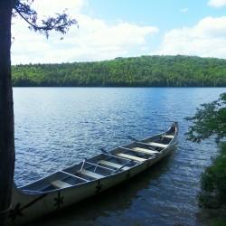 Sacacomie, Rabaska canoe