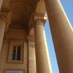 Pillars of Mosta Dome, Malta