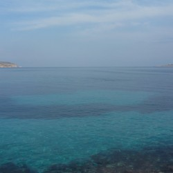 View to Comino