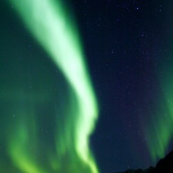 Lights over Arctic