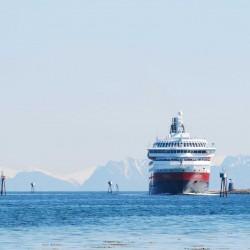 Hurtigruten, Norwegian Coast