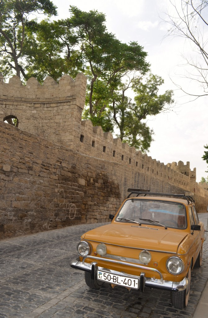 A series of fortified walls still surround Baku's Old City. The 'city', which is now a UNESCO World Heritage Site is divided into a series of enchanting districts, including a Jewish quarter, a ship-builders quarter, and an area where hamam (traditional bath-house) workers once lived.