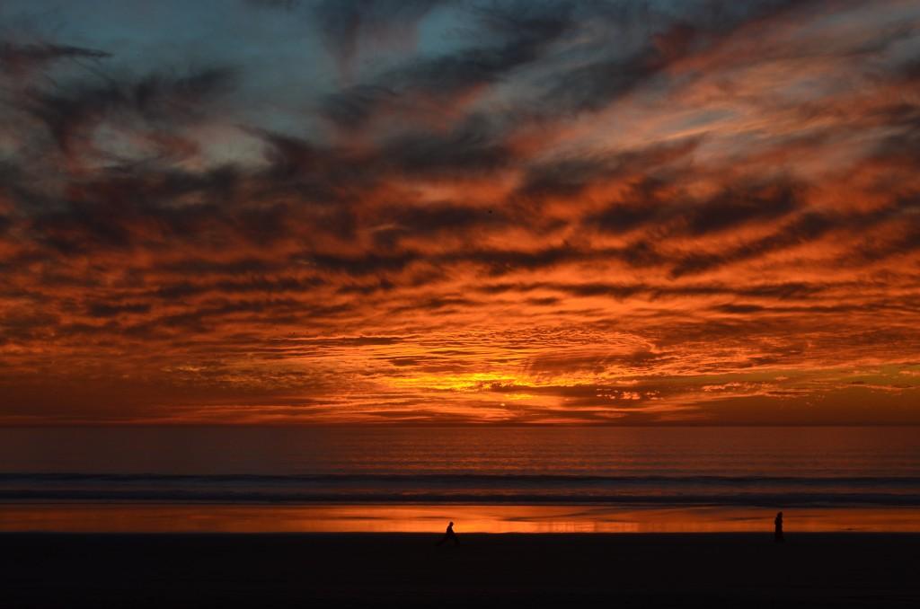 Sunset, Agadir Morocco