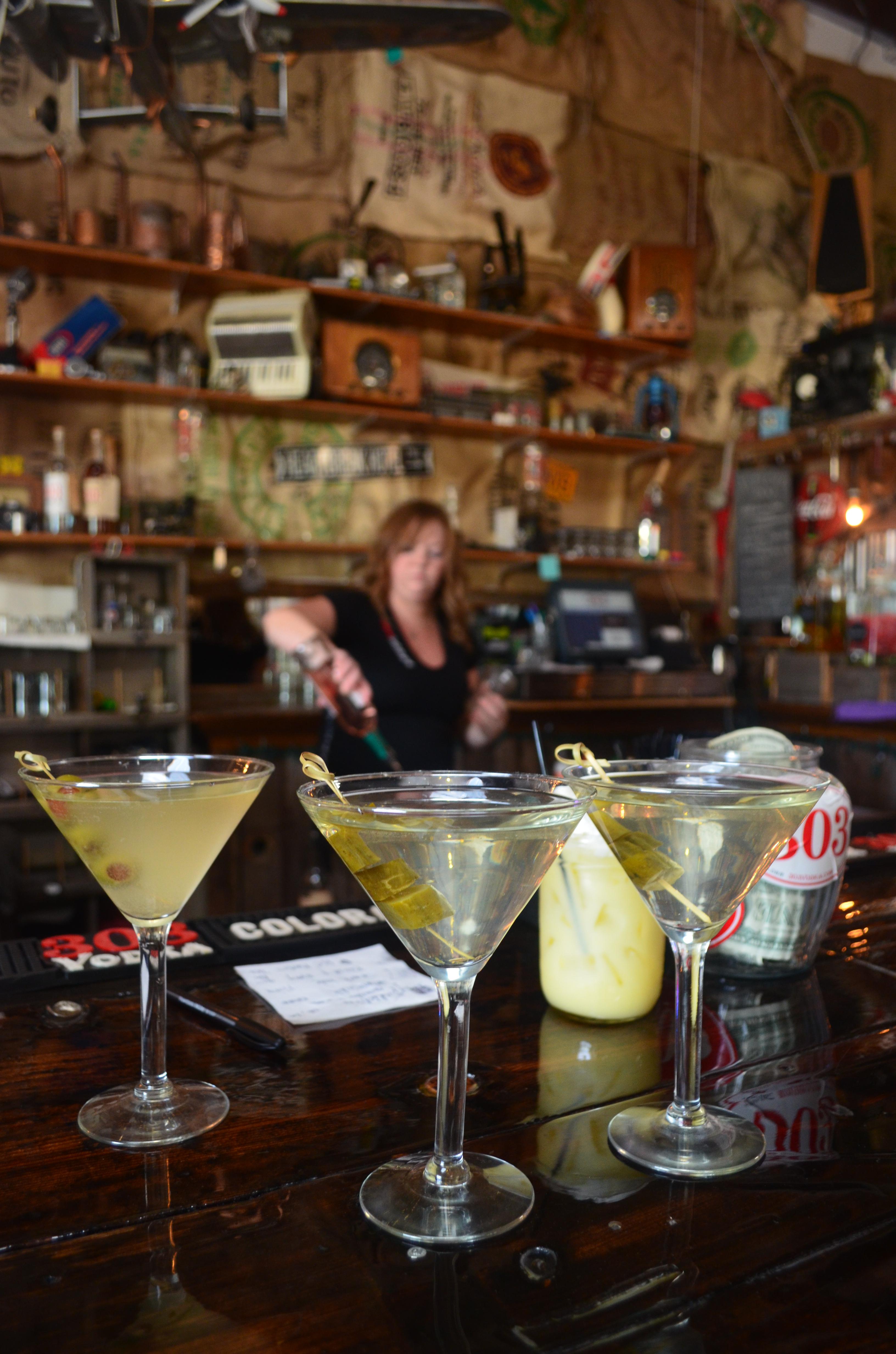 Vodka 303 Boulder